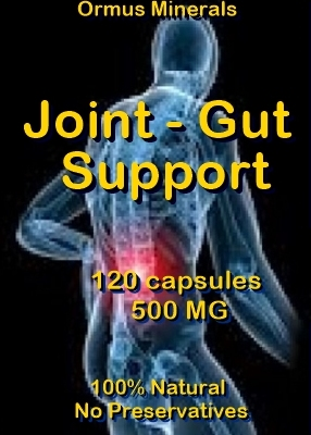 Ormus Minerals -Joint -Gut Support